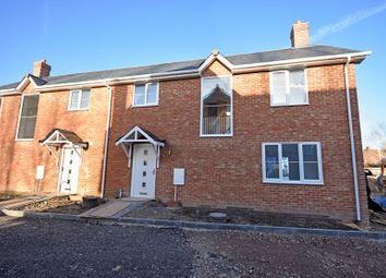 Thumbnail 3 bed semi-detached house for sale in Bentley Industrial Centre, Bentley, Farnham