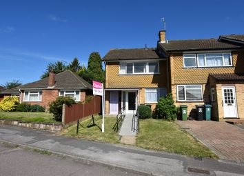 Thumbnail 3 bed end terrace house for sale in Severn Way, Watford