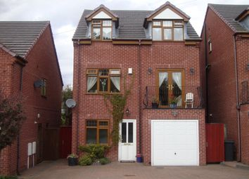 Thumbnail 4 bed detached house for sale in Knowle Hill, Hurley, Atherstone, Warwickshire