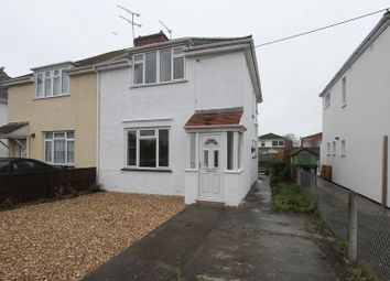 Thumbnail 3 bed semi-detached house to rent in Elborough Avenue, Yatton, Bristol