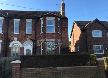 Thumbnail 3 bed semi-detached house for sale in Poplar Avenue, Heacham, King's Lynn
