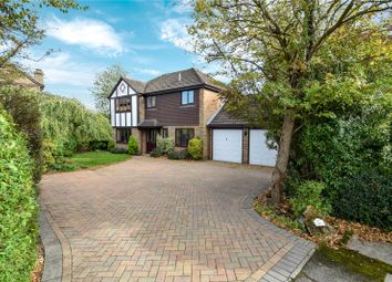 Thumbnail 4 bed detached house for sale in Cheney Close, Binfield, Berkshire