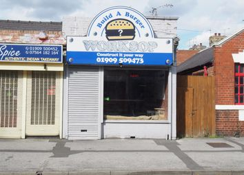 Thumbnail Leisure/hospitality for sale in Hot Food Take Away S80, Nottinghamshire