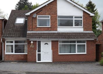 Thumbnail 5 bedroom detached house for sale in Farndale, Whitwick, Coalville