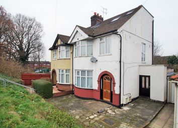 Thumbnail Semi-detached house to rent in Bullsmoor Lane, Enfield