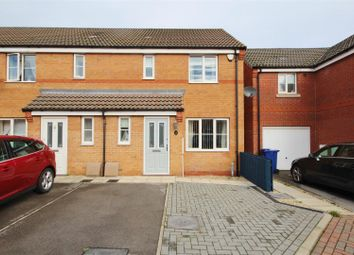 Thumbnail 3 bed end terrace house for sale in Spruce Way, Selby