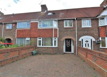 Thumbnail 4 bedroom terraced house to rent in Myrtle Avenue, Portchester, Fareham