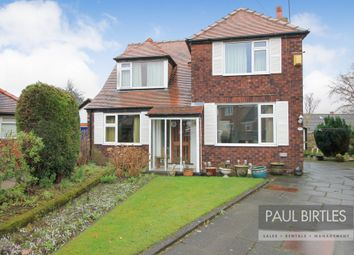 Thumbnail 3 bedroom detached house for sale in Teesdale Avenue, Davyhulme