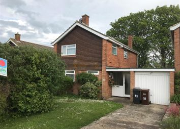 Thumbnail 3 bedroom detached house for sale in Burton Road, Rodmill, Eastbourne