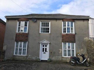 Thumbnail 1 bed flat to rent in West Villas, West Street, Axminster, Devon