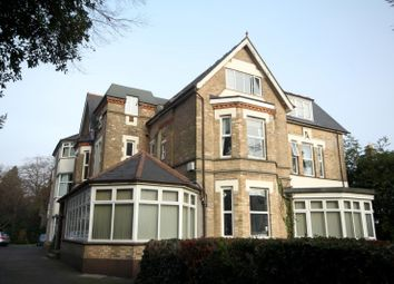Thumbnail 1 bed flat to rent in Merton Court, Christchurch Road, Bournemouth