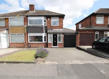 Thumbnail 3 bedroom semi-detached house for sale in Carmelite Crescent, Eccleston, St Helens