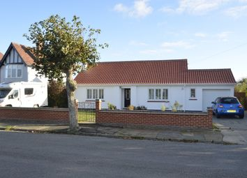 Thumbnail 2 bed detached bungalow for sale in Links Avenue, Felixstowe