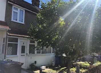 Thumbnail 3 bed terraced house to rent in Moore Avenue, South Stifford, Grays, Essex
