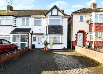Thumbnail 3 bedroom end terrace house for sale in Stafford Road, Ruislip, Middlesex