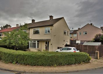 Thumbnail 3 bed semi-detached house for sale in Dulverton Grove, Bradford