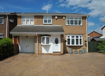 Thumbnail 4 bed detached house for sale in Cotswold Avenue, Sheffield