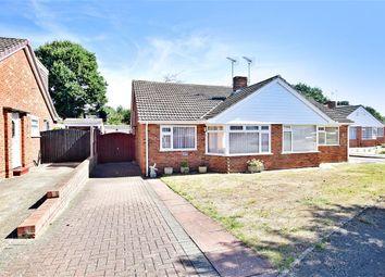 Thumbnail 2 bed semi-detached bungalow for sale in Rosebery Close, Sittingbourne, Kent