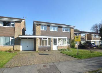 Thumbnail 4 bed detached house for sale in Cresswell Way, Holmer Green, High Wycombe