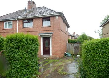 Thumbnail 3 bed semi-detached house for sale in Broadbury Road, Knowle, Bristol
