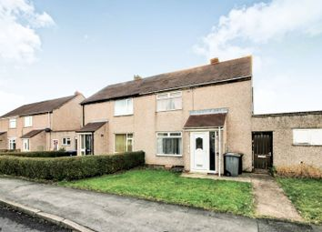 Thumbnail 2 bed semi-detached house for sale in Edward Avenue, Durham