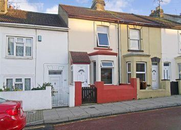 Thumbnail 3 bed terraced house for sale in Gardiner Street, Gillingham, Kent