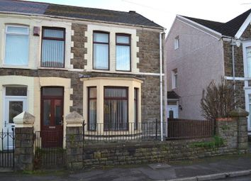 Thumbnail 4 bed semi-detached house for sale in Ynys Street, Port Talbot, Neath Port Talbot.