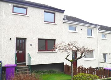 Thumbnail 2 bed terraced house to rent in Threewells Place, Forfar