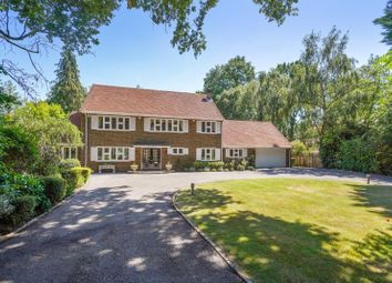 Thumbnail 5 bed property to rent in Onslow Road, Burwood Park, Walton On Thames