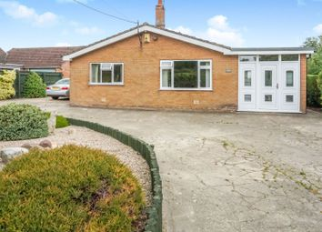 Thumbnail 3 bed detached bungalow for sale in Silver Street, Baumber