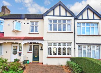 Thumbnail 3 bed terraced house for sale in Normanshire Drive, London