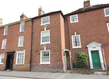 Thumbnail 3 bed town house for sale in Henwick Road, Worcester