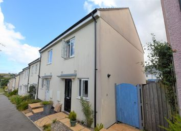 Thumbnail 2 bed end terrace house for sale in Littledale Row, Newquay