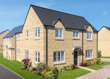 "Thumbnail 4 bed detached house for sale in ""The Nessvale"" at Calais Dene, Bampton"