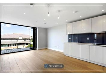 Thumbnail 2 bed flat to rent in Spitfire Building, London