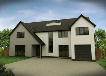 Thumbnail 4 bed detached house for sale in Milbourne, Malmesbury