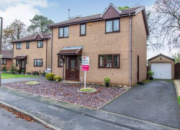 Thumbnail 4 bed detached house for sale in Challenger Drive, Sprotbrough, Doncaster
