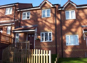 Thumbnail 2 bed terraced house to rent in Fernmoor Drive, Irthlingborough