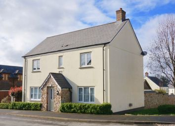 Thumbnail 5 bedroom detached house for sale in Bowmans Meadow, Hatherleigh, Okehampton