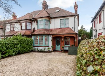Thumbnail 5 bedroom semi-detached house for sale in Crowstone Road, Westcliff-On-Sea, Essex