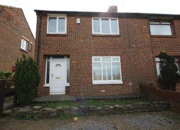Thumbnail 3 bed semi-detached bungalow for sale in Owen Drive, West Boldon, East Boldon