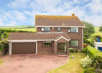 Thumbnail 4 bed detached house for sale in Foxholes Hill, Exmouth, Devon