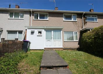Thumbnail 2 bed terraced house for sale in Manorbier Drive, Llanyravon, Cwmbran, Torfaen