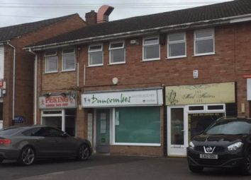 Thumbnail 1 bed flat to rent in Golden Cross Lane, Camp Hill, Bromsgrove