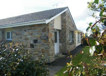 Thumbnail 3 bedroom bungalow for sale in Goldsithney, Penzance, Cornwall