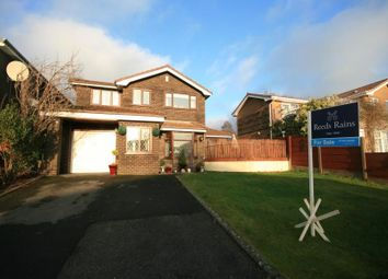 Thumbnail 4 bed detached house for sale in Knowl Meadow, Helmshore, Rossendale