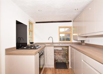 Thumbnail 2 bed end terrace house for sale in Church Hill, Temple Ewell, Dover, Kent