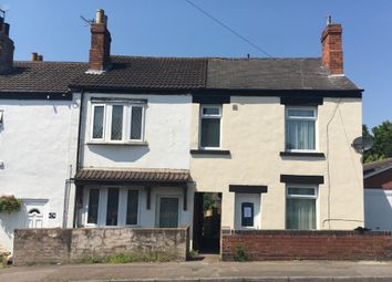 Thumbnail 2 bedroom terraced house to rent in Main Street, Eastwood, Nottinghamshire