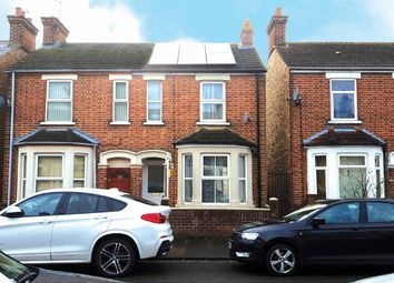 Thumbnail 3 bedroom semi-detached house for sale in Raleigh Street, Bedford