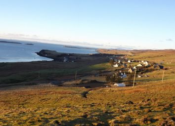 Thumbnail Land for sale in Lochbay, Waternish